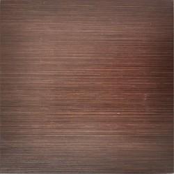 Плитка напольная Вельвет 30*30 коричневый Л67730