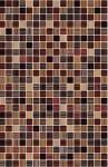 Плитка настенная Гламур 40*27,5 коричневая 3Т