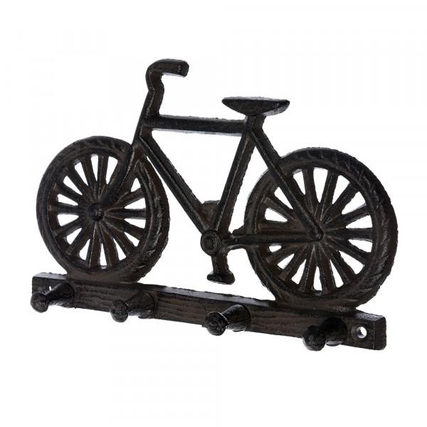 blumen haus вешалка 4 крючка велосипед декоративная 30*20*13.5 см blumen haus вешалка 3 крючка ранчо декоративная 16 25 3 см