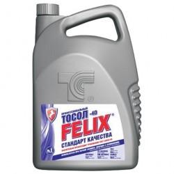 Жидкость охлаждающая Тосол TC FELIX-40 Стандарт 3кг