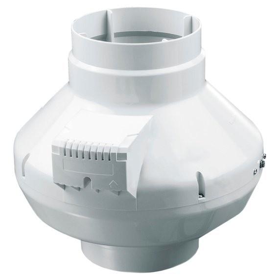 вентилятор вентс 150вк 80вт пластиковый корпус