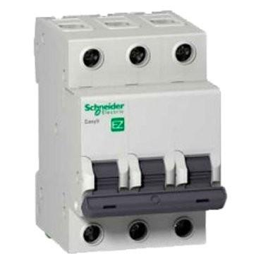 выключатель автомат. 3р 20a (c) schneider electric easy 9, se ez9f34320