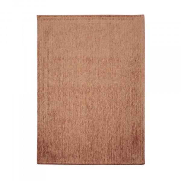 ковер прямоугольный 0,8х1,2м лаос 83 x однотонный золотой