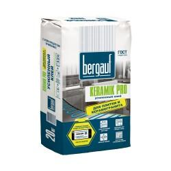 Клей для плитки Bergauf Keramik Pro, 25 кг