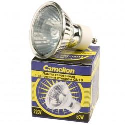 Лампа галогенная Camelion TAL GU-10 220V 50W