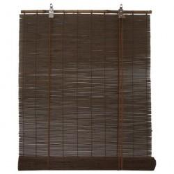 Штора рулонная бамбук 7002 100*160 Осака венге