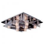 Люстра Панель 4701/4+4 CR LED Y G4 8*20Вт пульт