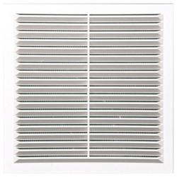 1515РЦ Решетка вентиляционная пластмас. 150*150