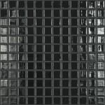 Мозаика Vidrepur №828 EDNA Black 31,7*31,7 на сетке