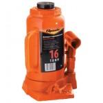 Домкрат гидравлический бутылочный 16т h220-420мм SPARTA 50327