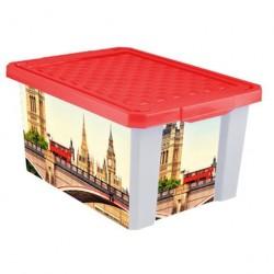 Ящик для хранения X-BOX 17л Англия ПЦ2584АНГ