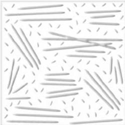 Плитка потолочная Кин 08-17 8шт