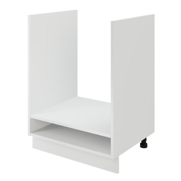 корпус стола под духовой шкаф 600 (белый)