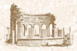 Вставка Пальмира D 30x20