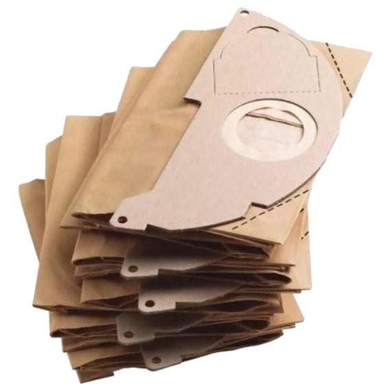 фильтр-мешок для пылесосов (5шт) а2003, а2004, a2054me, wd 2.200 karcher 6.904-322