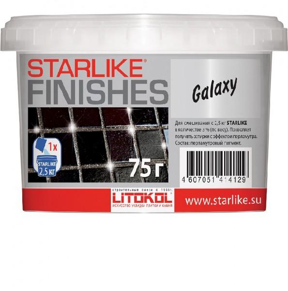 добавка для затирок litokol starlike finishes galaxy перламутровая, 0,075 кг