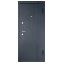 Дверь металлическая Лайн В 960х2050 Пр венге