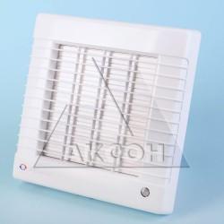 Вентилятор Вентс 125МА 16Вт с автоматическими жалюзи