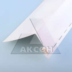 Планка околооконная FineBer 3,05м белая