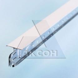 Профиль Т-24/29 Албес L-3,7м белый Эконом