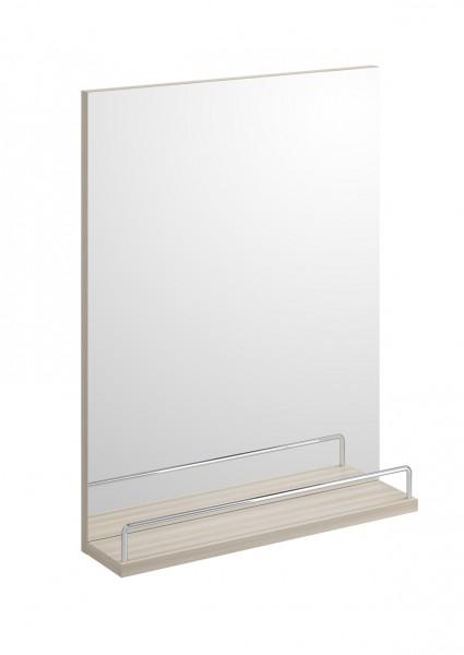 зеркало smart с полочкой, б/подсв. белый /cersanit/