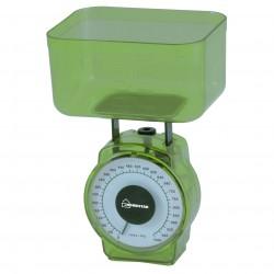 Весы кухонные механические HOMESTAR HS-3004М 1кг зеленый
