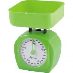 Весы кухонные механические HOMESTAR HS-3005М 5кг зеленый