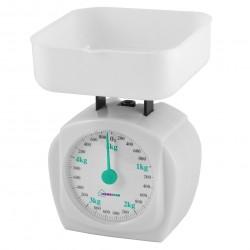 Весы кухонные механические HOMESTAR HS-3005М 5кг белый