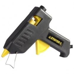 Пистолет для горячего склеивания 60Вт диаметр 11мм STAYER 2-06801-60-11_z01