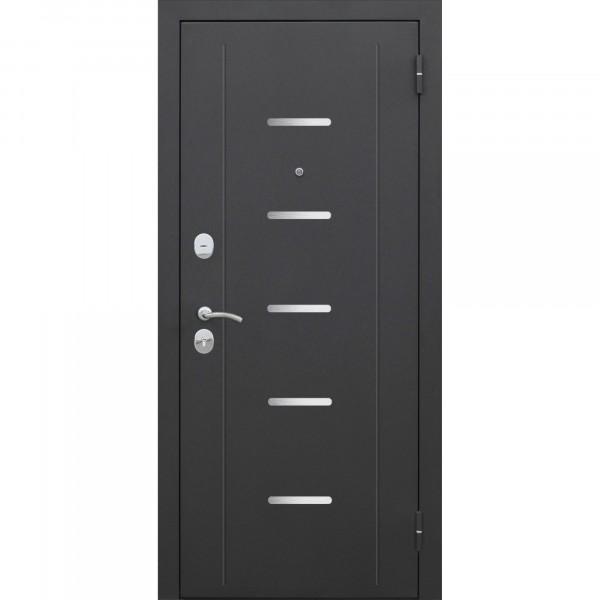 дверь входная 7,5 см гарда муар 2050х860мм правая, лиственница мокко дверь входная 10 5 см чикаго дуб шале графит царга 960мм права 2050х960 правая