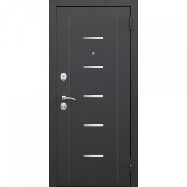 дверь входная 7,5 см гарда муар 2050х960мм правая, лиственница мокко дверь входная 10 5 см чикаго дуб шале графит царга 960мм права 2050х960 правая