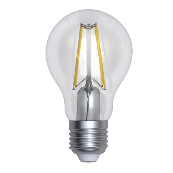 лампа светодиодная uniel air led-a60-10w е27 груша 4000к