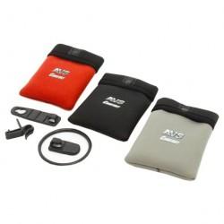 Держатель в салон автомобиля универсальный 95*118мм Magic Pocket AVS MP-777