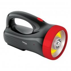 Фонарь-прожектор РЕКОРД 23206 PВ-3200 1+2Вт аккумуляторный светодиодный