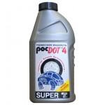 Жидкость тормозная 455г Тосол-Синтез РосDOT-4 Super