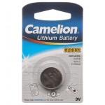 Батарейка Camelion CR2032 BL-1 литиевая