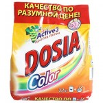 Стир.порошок DOSIA Автомат 3,7кг Color 7504179