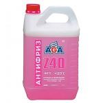 Антифриз красный 5л AGA002 Z40