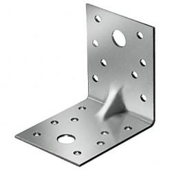 Уголок крепежный оцинк. усиленный 40*40*40*2,0мм 812681