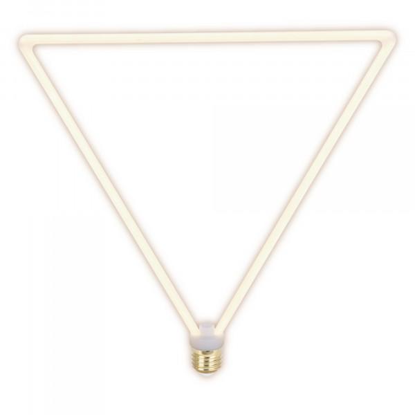 лампа светодиодная thomson led filament deco triangle-2 th-b2408 е27 трубка 12вт 2700к лампа светодиодная thomson led filament deco globe 2 th b2410 е27 трубка 12вт 2700к