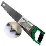 Ножовка по дереву 400мм 2К-рукоятка Runex Green 577441