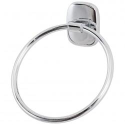 Держатель для полотенец кольцо 1505 хром