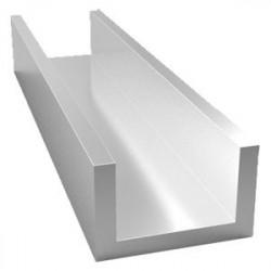 Швеллер алюминиевый 15*20*15*2,0 1,0м