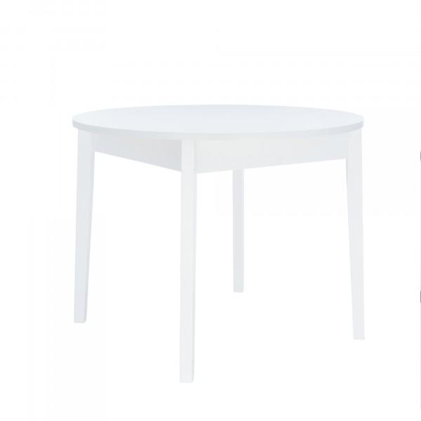стол раздвижной leset говард 1р белый 5815-3021