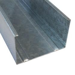 Профиль стоечный (ПС) Гипрофи Лайт 75/50/3000 мм