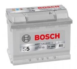 Аккумулятор BOSCH  63 о.п. (S5 005)  563 400 061 0 092 S50 050