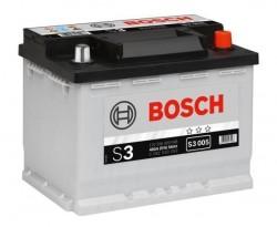 Аккумулятор BOSCH  56 о.п. (S3 005)  556 400 048 0 092 S30 050