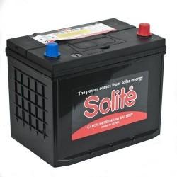 Аккумулятор SOLITE Asia 85 А/ч, о.п. (95D26L) B/H с буртиком 95D26L