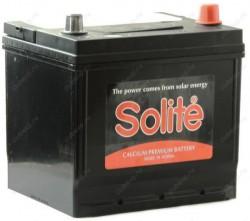 Аккумулятор SOLITE Asia  CMF 50 А/ч, о.п.(50AL)  квадрат с буртиком 50AL