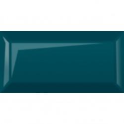 Плитка настенная Metrotiles 10х20 синий глянец